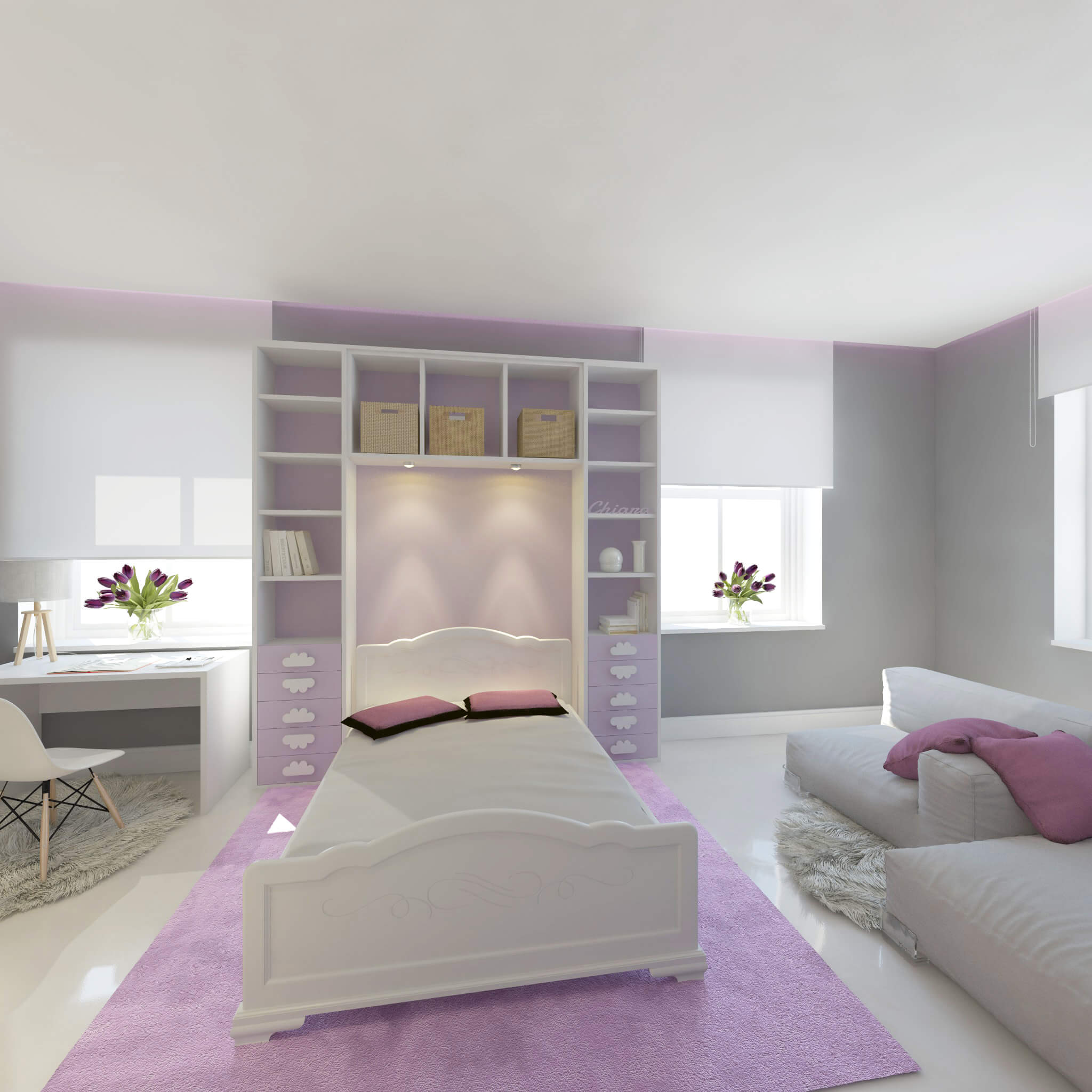 Moderne Schlafzimmer Design by Torsten Müller aus Bad Honnef nähe Köln Bonn Verkauf Beratung Planung 2018