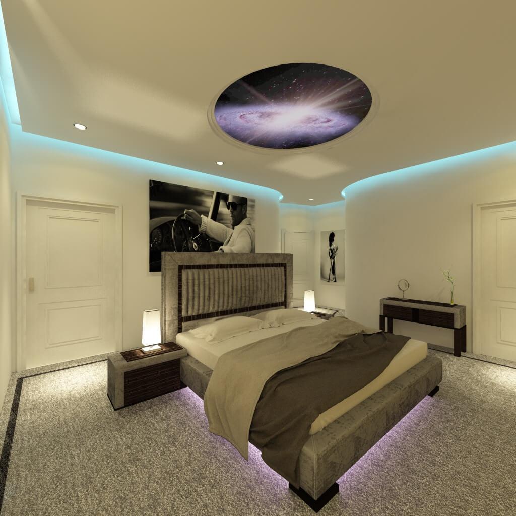 Moderne Schlafzimmer Elegant Und Komfortabel Torsten Muller