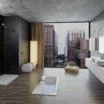 Dusche Badewanne Badezimmer Design