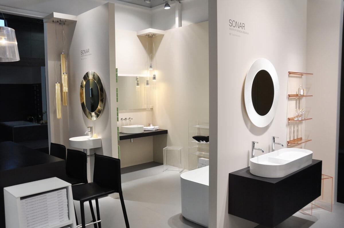 Salone del bagno trends vorschau und vorfreude auf die trends 2018 - Fiera del bagno ...