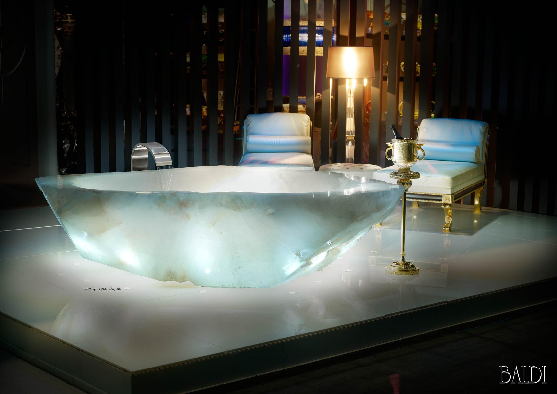 Die teuerste Badewanne der Welt: Kompromissloser Luxus
