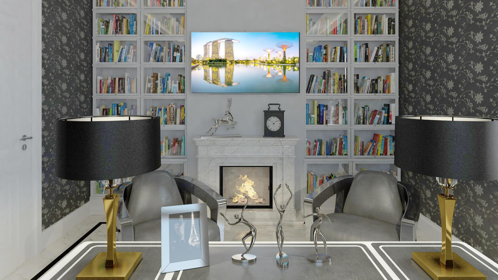 modernes Herrenzimmer Design by Torsten Müller aus Bad Honnef Planung Verkauf Interior Designer (11)