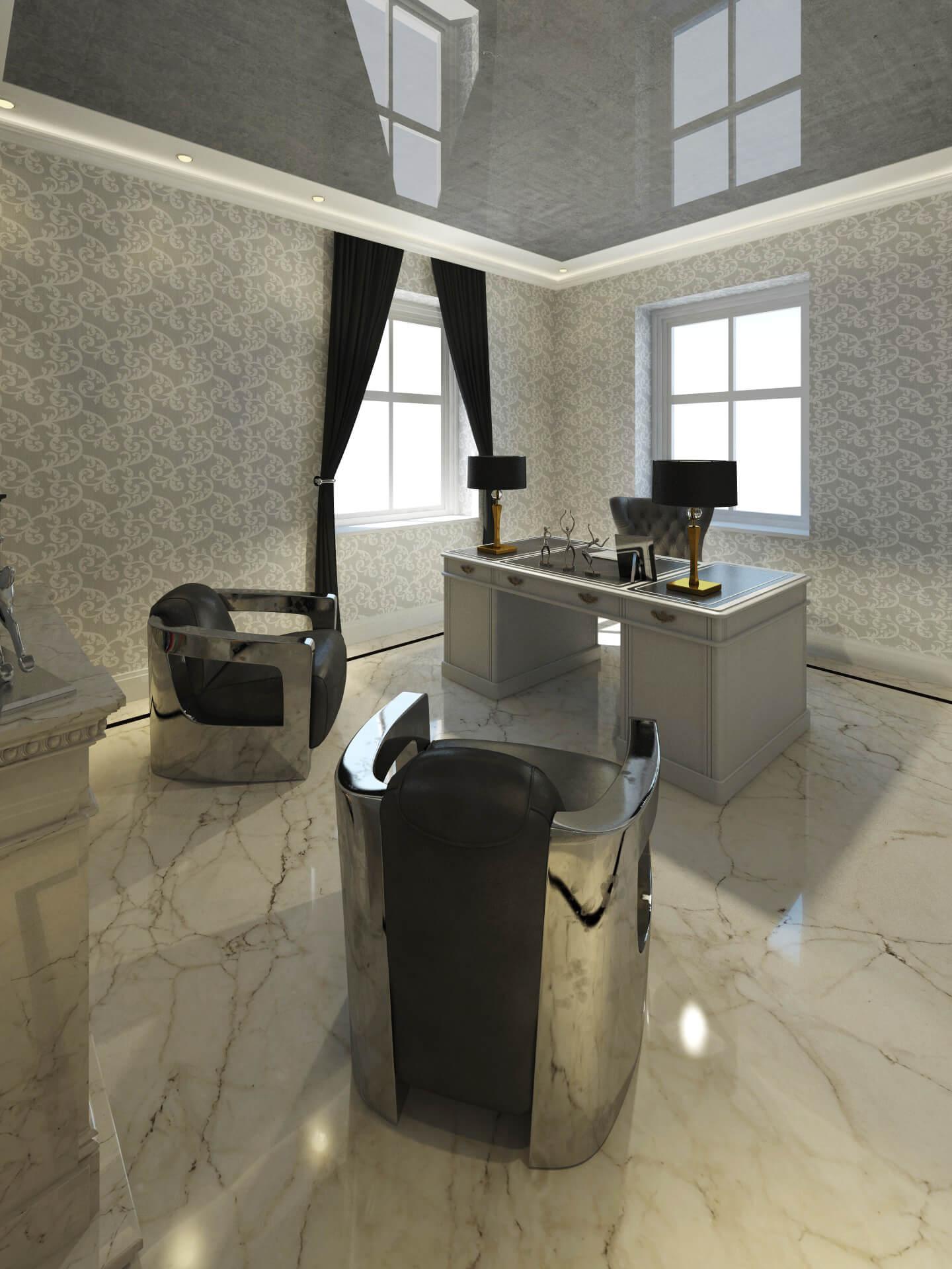 modernes Herrenzimmer Design by Torsten Müller aus Bad Honnef Planung Verkauf Interior Designer (7)