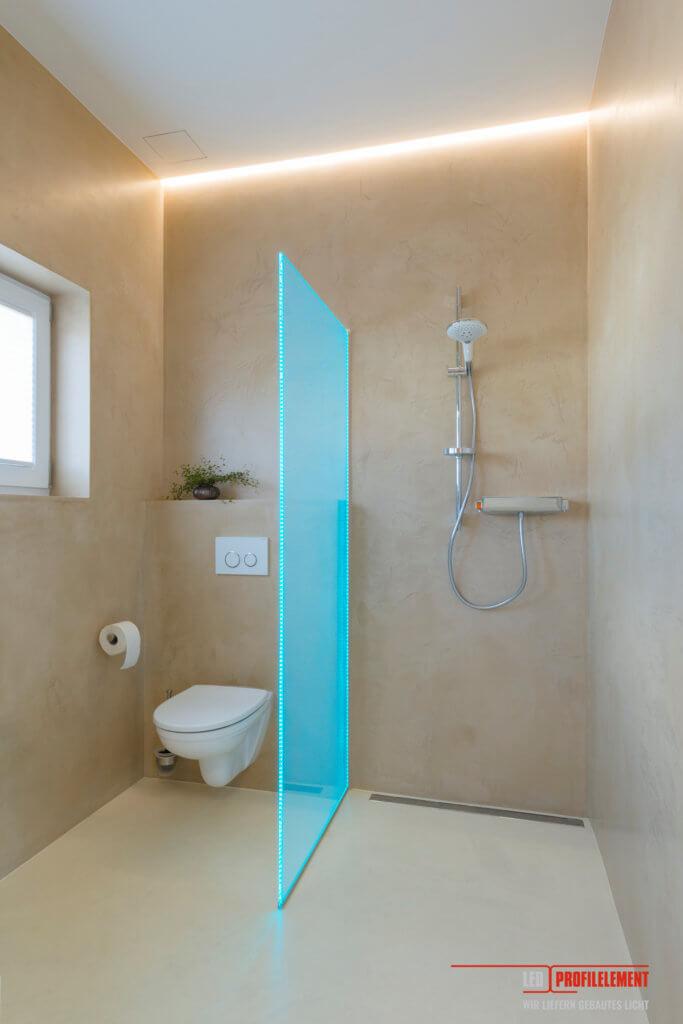 Led profilelement es werde licht in meinem zuhause - Beleuchtung badezimmer ideen ...