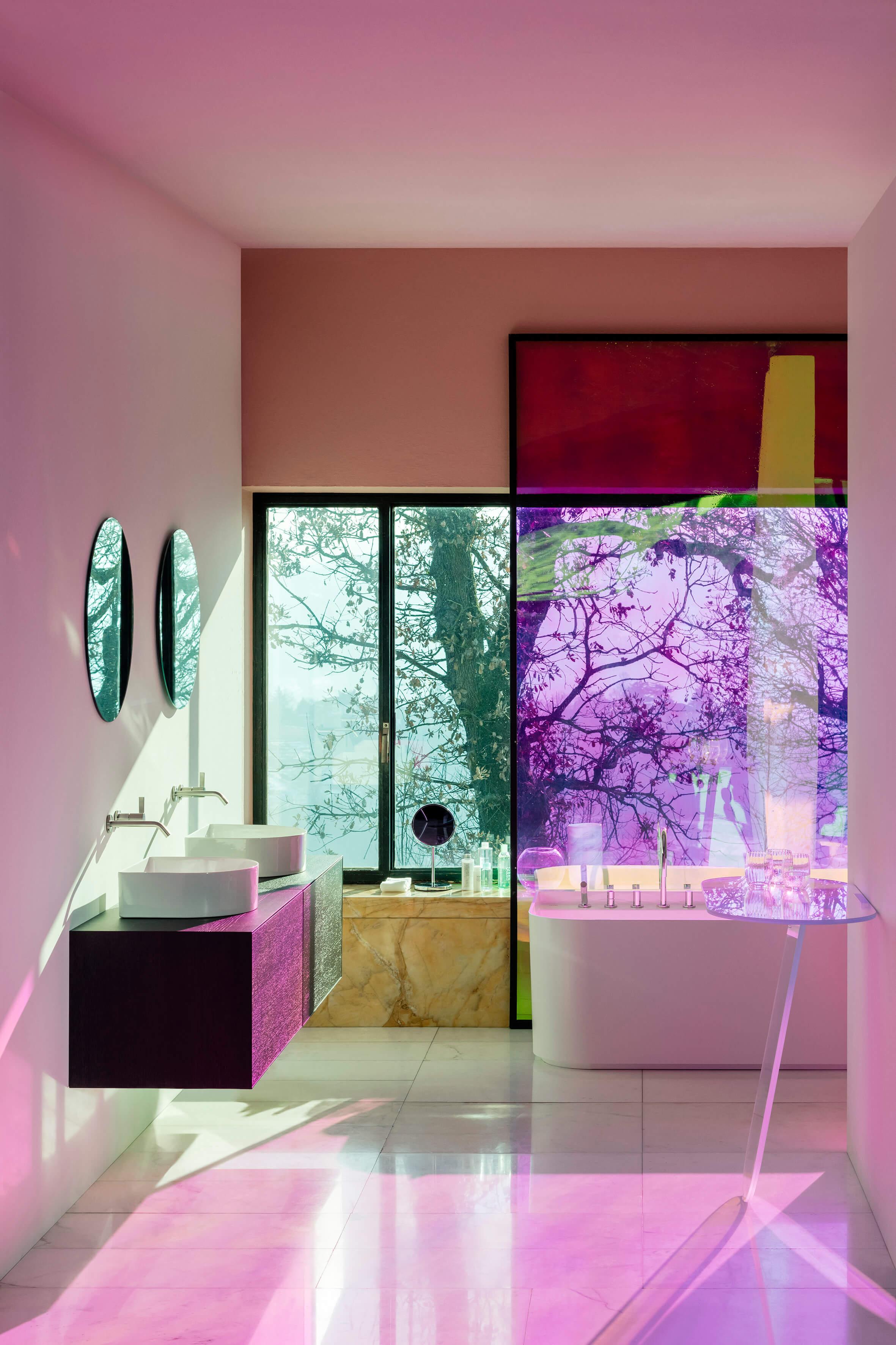Laufen by Kartell Neuheiten: Farben und Formen neu erleben