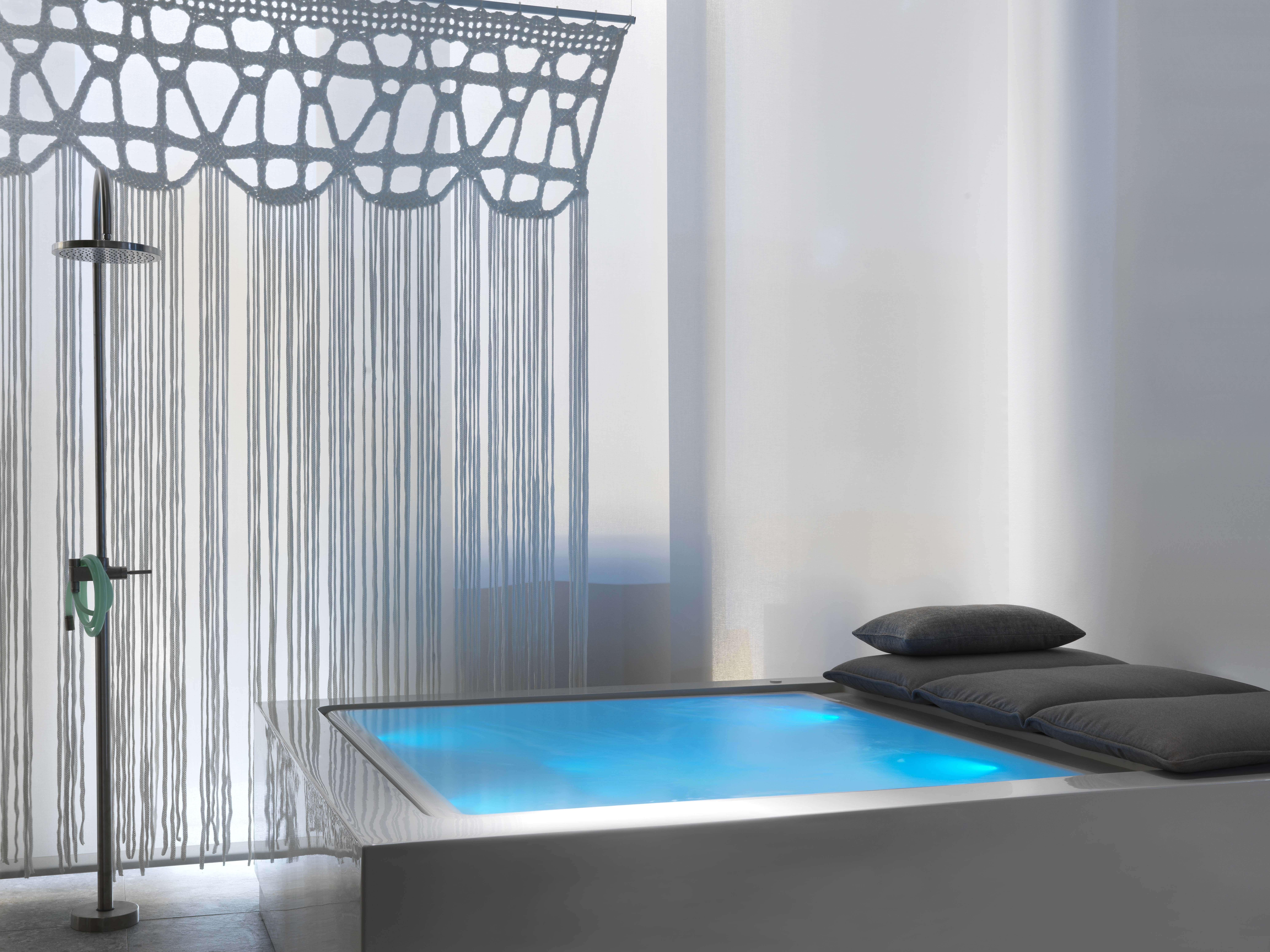 Zucchetti.Kos Pool Quadrat Relax Verkauf Beratung Spa-Designer Torsten Müller Bad Honnef nähe Köln Bonn Düsseldorf Münst