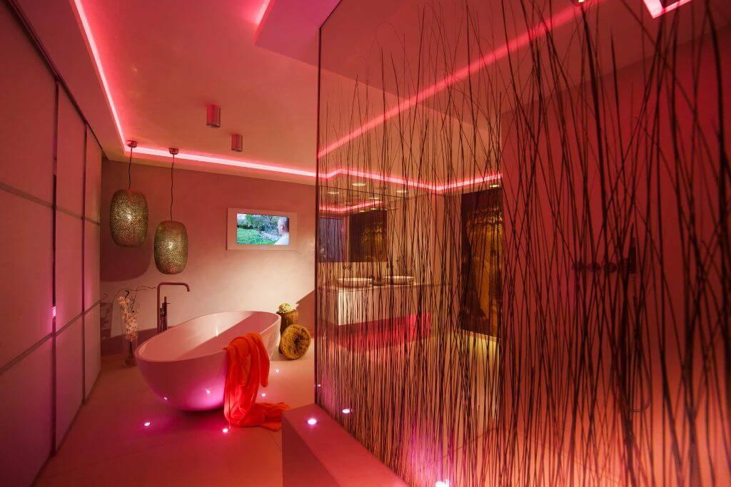 Badbeleuchtung: Tipps für gutes Licht im Bad