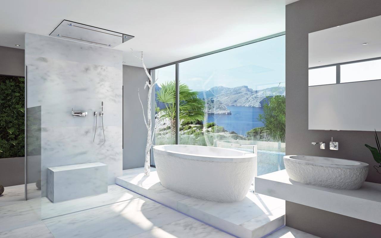 Wie schaut ihr Premium Badezimmer zur WM 2018 aus ?