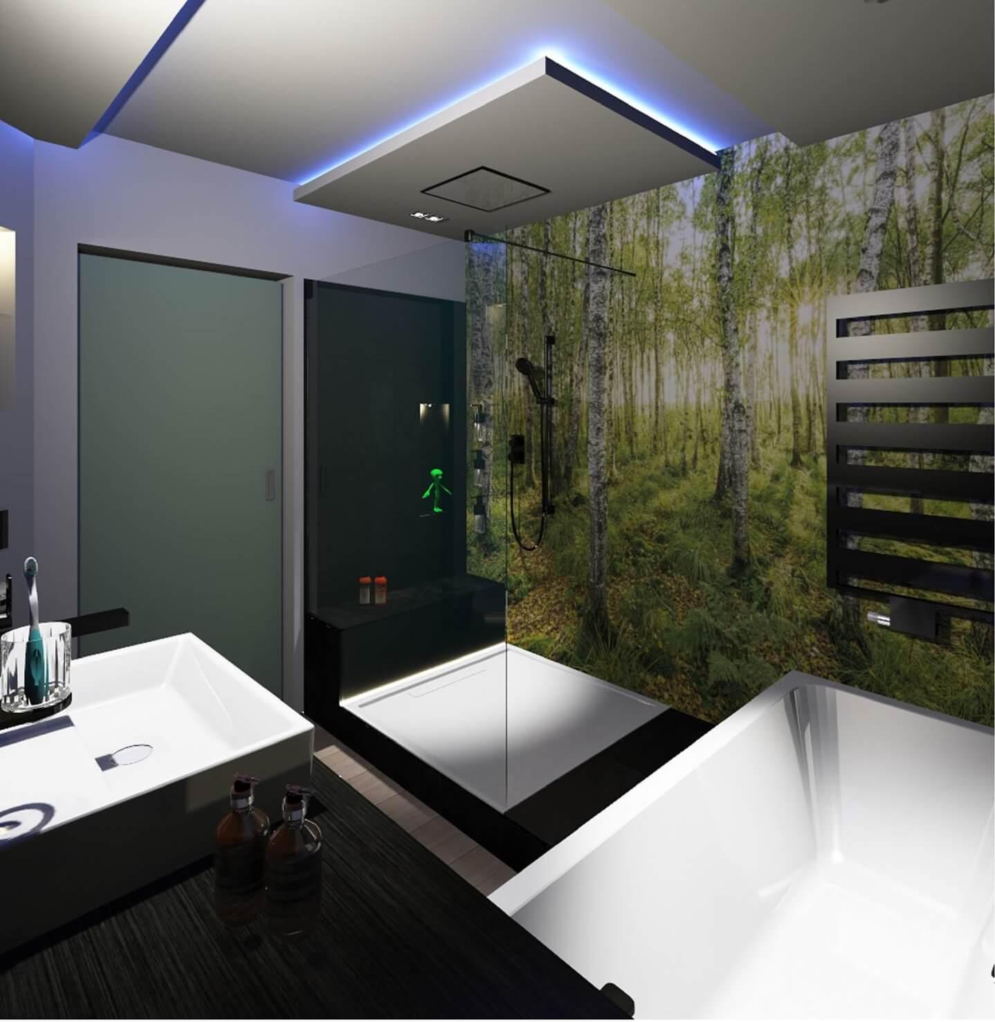 planung archive - design-bad, Badezimmer ideen
