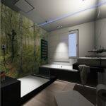 Licht als zentraler Aspekt bei der Badrenovierung kleines Bad