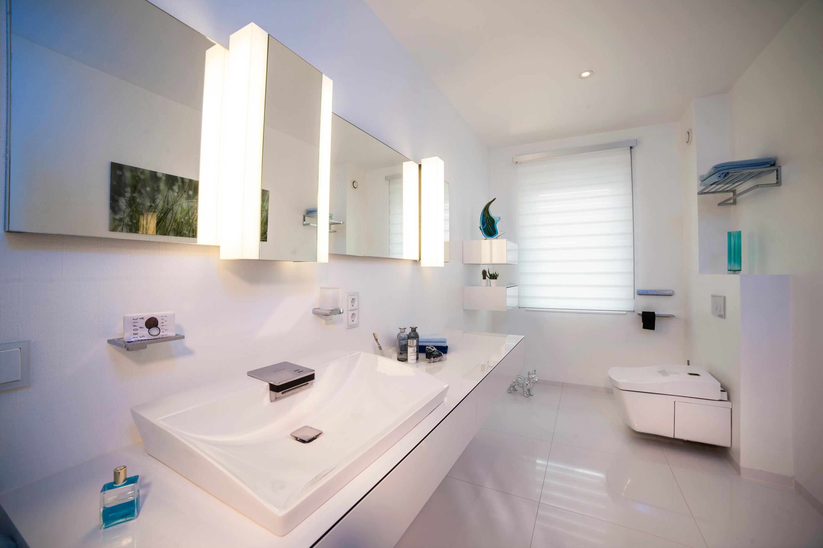 Badplanung: Badezimmer planen - Ideen & Tipps