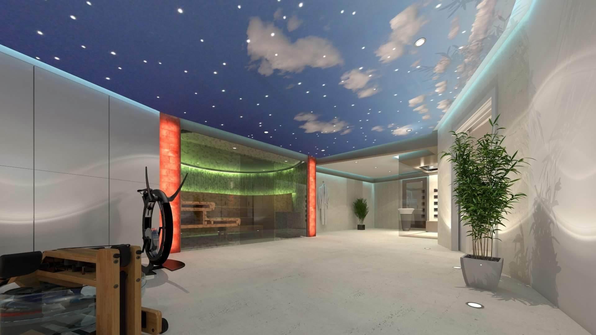 Von Der CYCLOTTE Direkt In Die Sauna U2013 Das Moderne SPA Design U0026 Architektur  Konzept Begeistert Mit Durchdachten Funktionen Und Viel Platz Für  Kreativität