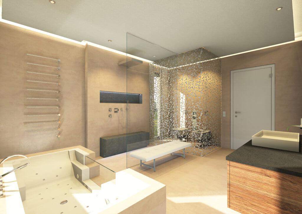 Was unterscheidet ein normales Badezimmer von einem Traumbad? Finden Sie es heraus und verwirklichen Sie Ihr ganz persönliches Luxusbad mit dem Designer Torsten Müller aus Bad Honnef nähe Köln Bonn.