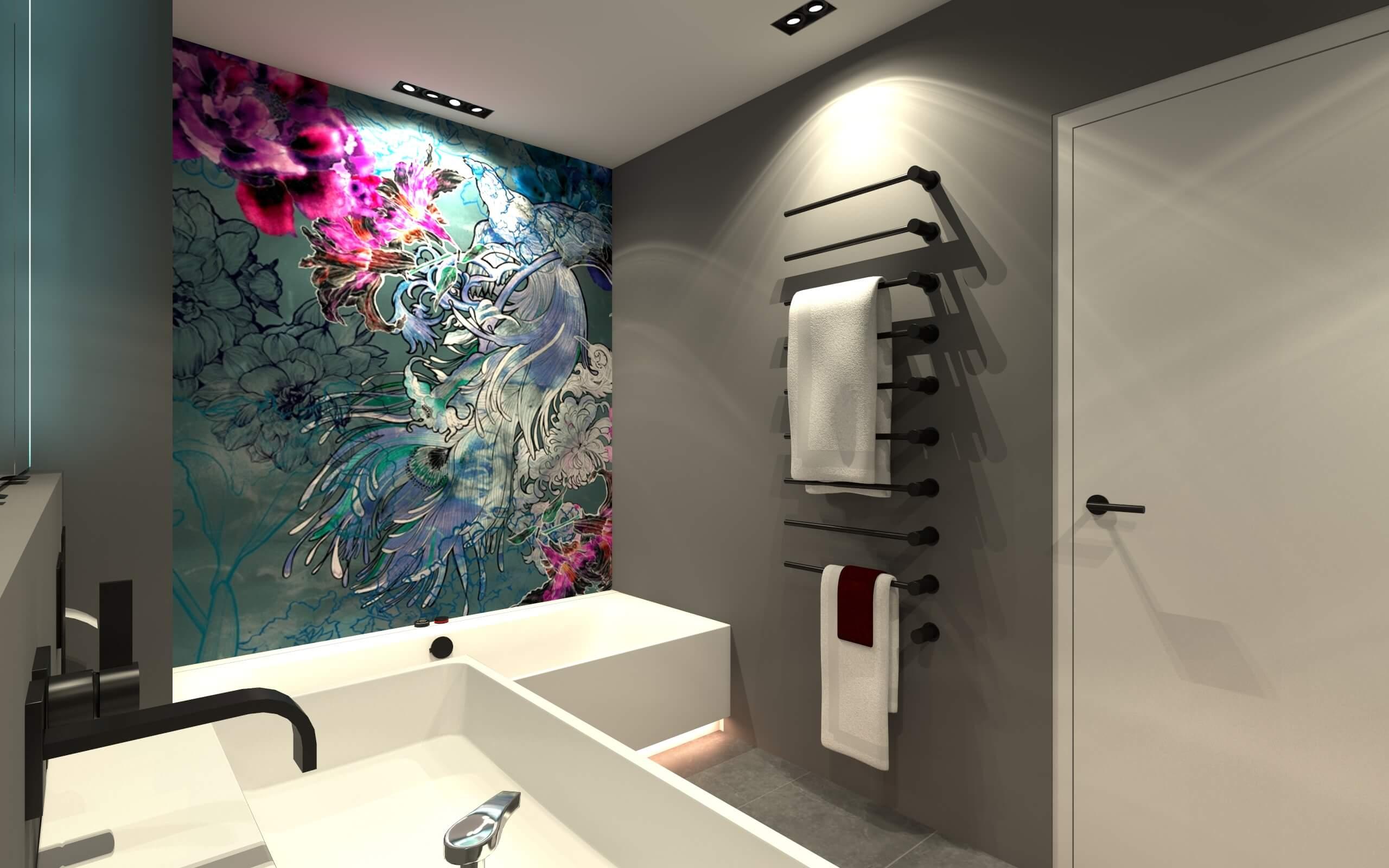 Wall and Deco Wet System | Tapeten für Ihr Luxusbadezimmer 💎