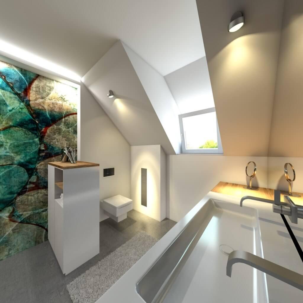 kleines Bad mit Dusche Design by Torsten Müller aus Bad Honnef nähe Köln Bonn Planung Beratung Verkauf (3)
