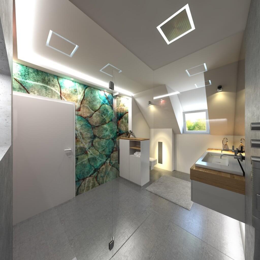 kleines Bad mit Dusche Design by Torsten Müller aus Bad Honnef nähe Köln Bonn Planung Beratung Verkauf (4)