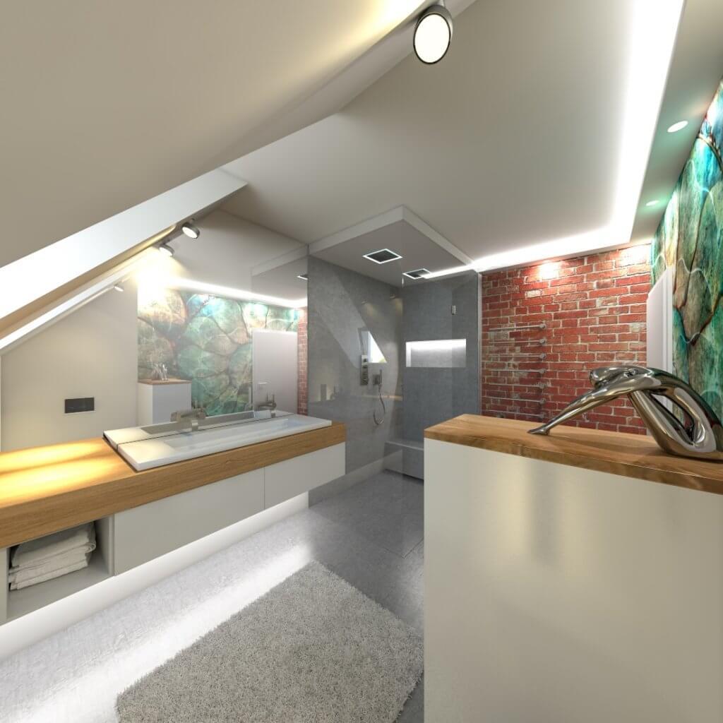 kleines Bad mit Dusche Design by Torsten Müller aus Bad Honnef nähe Köln Bonn Planung Beratung Verkauf (5)