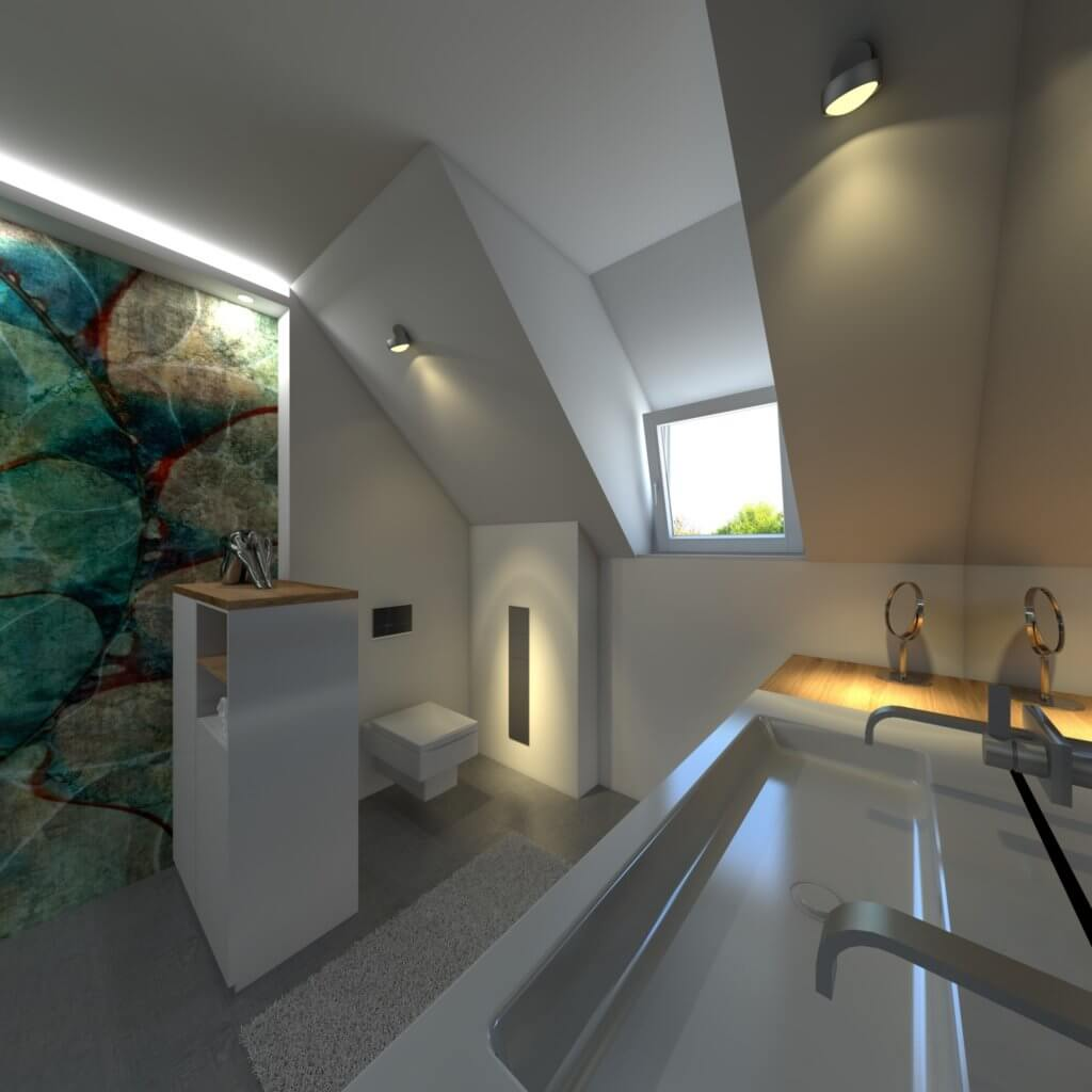 Kleines Bad Mit Dusche Design By Torsten Müller Aus Bad Honnef Nähe Köln  Bonn Planung Beratung