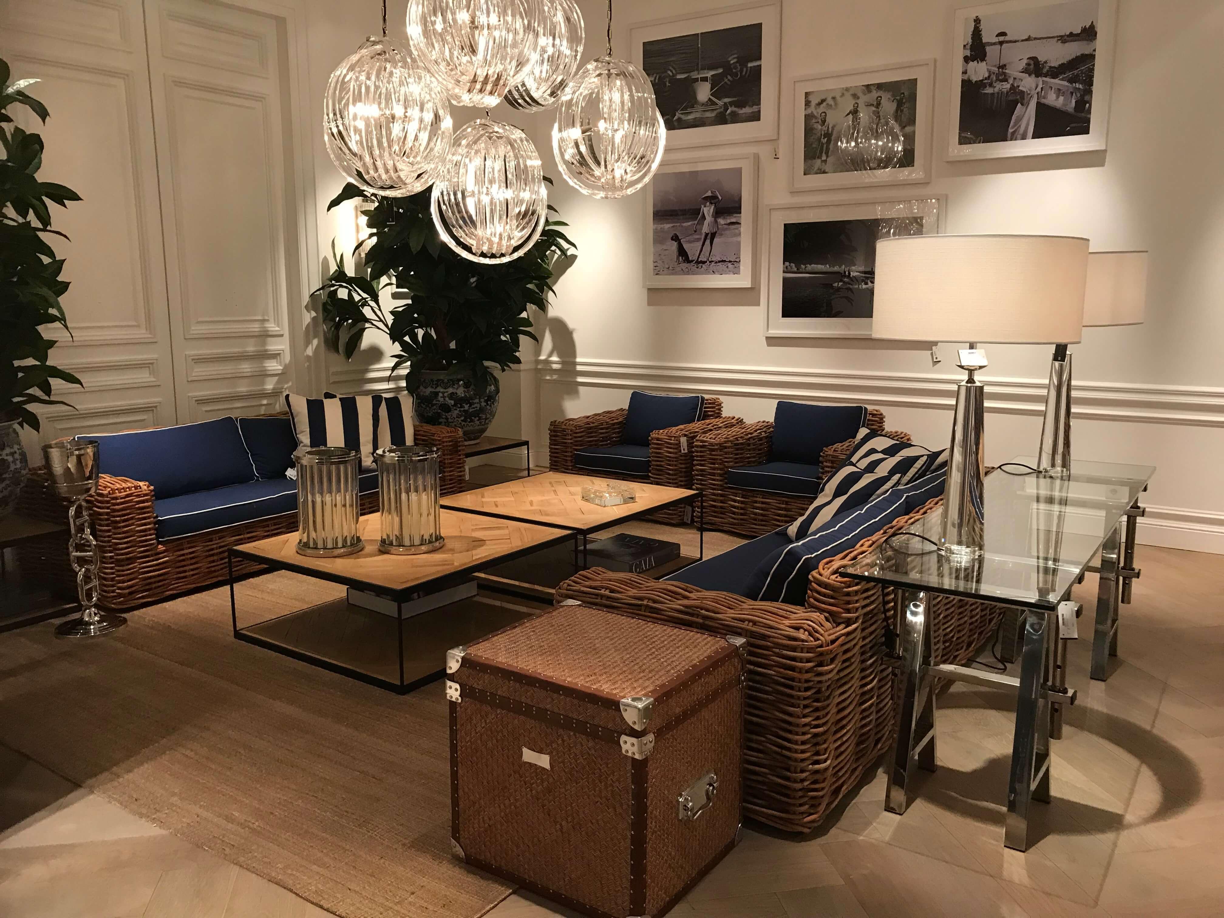 Exklusive Luxus Möbel Konzept & Realisierung