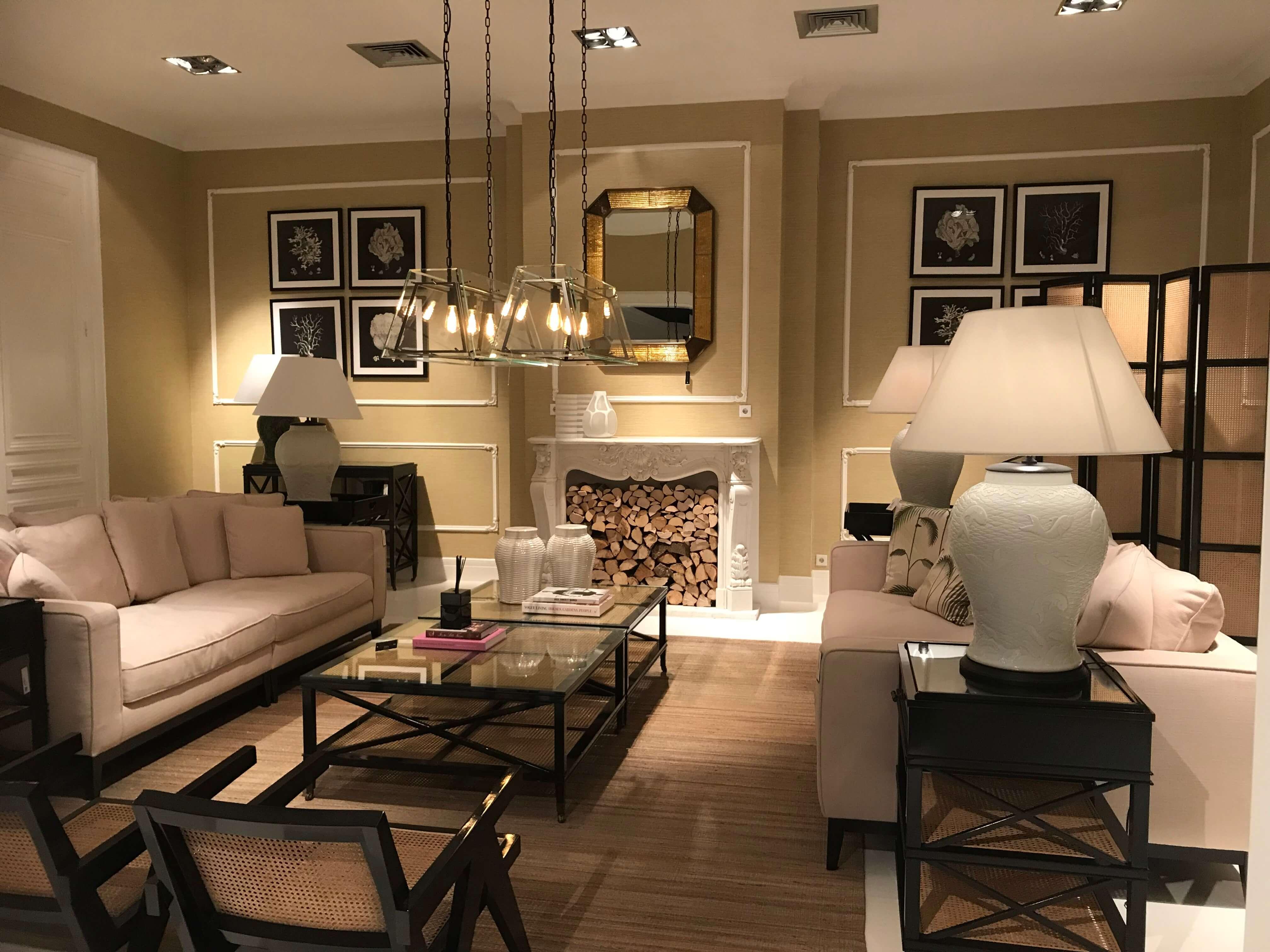 Eichholtz - Exklusive Luxus Möbel für den B2B-Bereich
