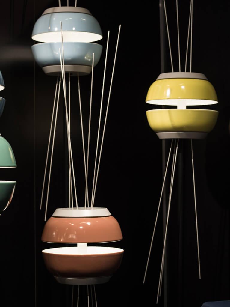 Moderne Kunst: Villeroy & Boch Artis-Leuchten und Quaryl ...