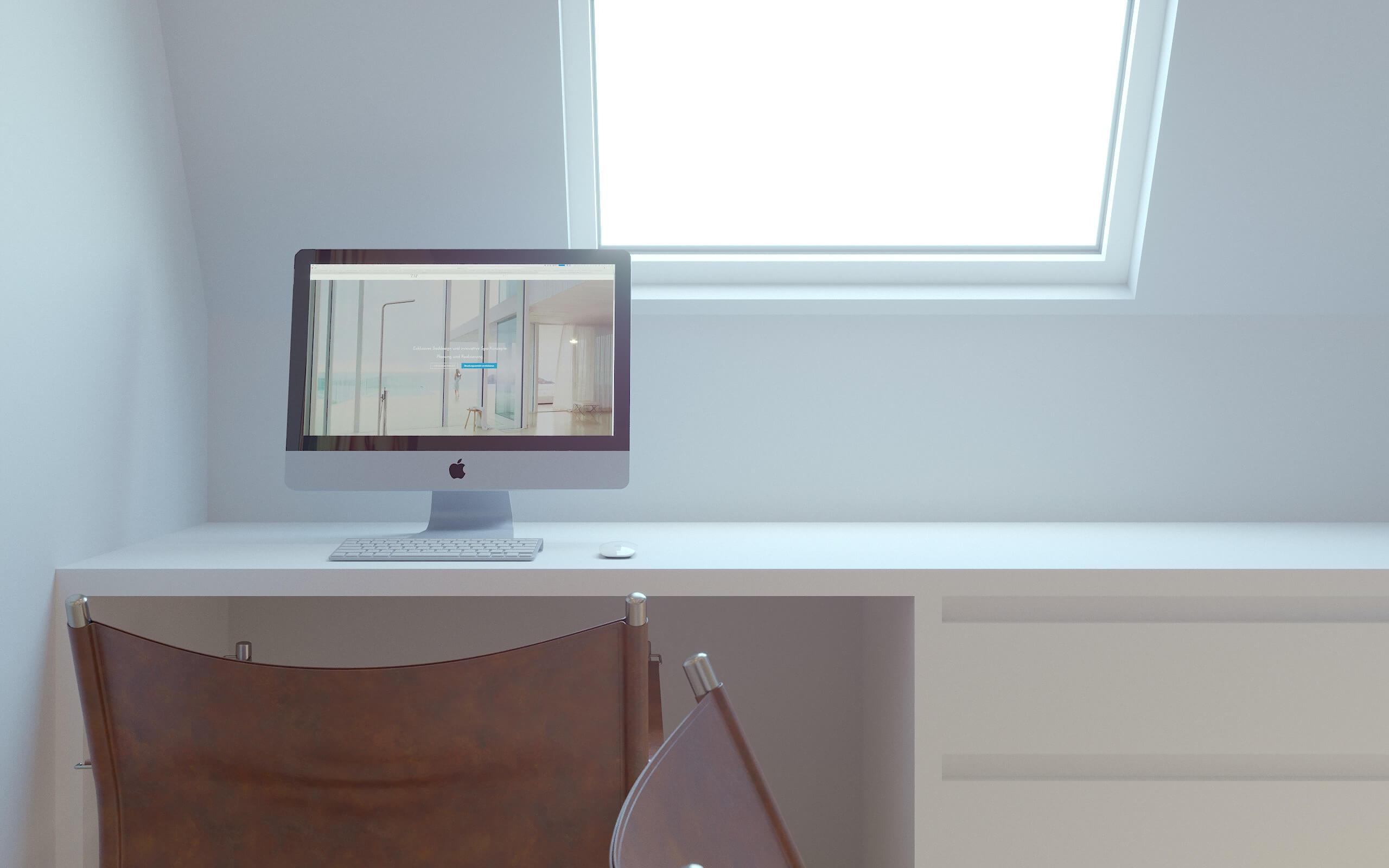 Trend Farbe Weiss der breitflächige Einsatz der Farbe Weiß