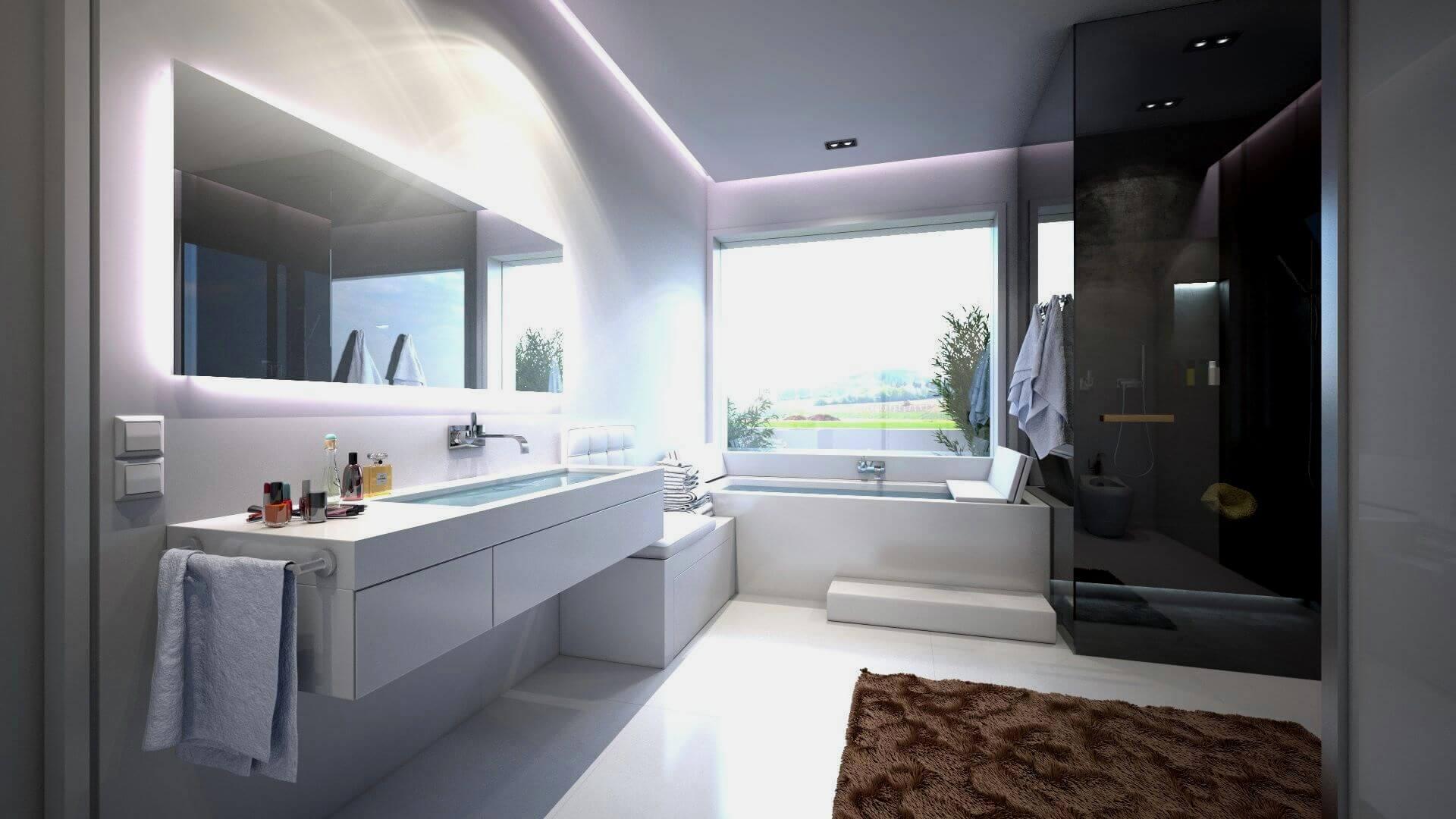 Das perfekte badezimmer traum oder herausforderung for Badezimmer ideen luxus