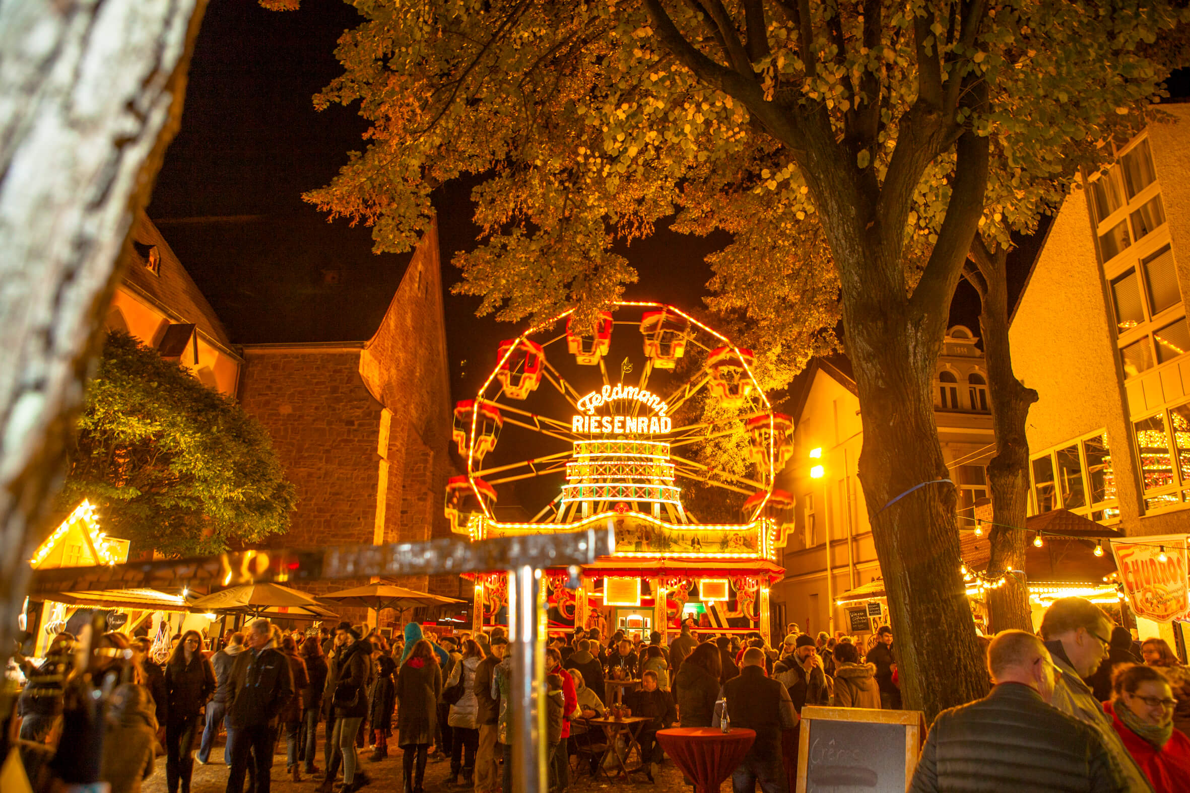 Veranstaltungstipp Martinimarkt in Bad Honnef 2019 stadtfest stadtevent city centrum e.V.