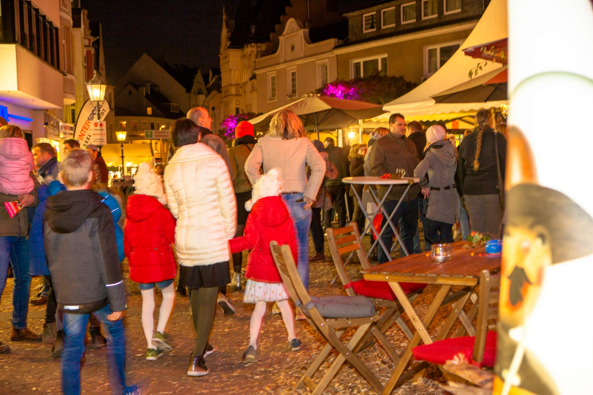 Veranstaltungstipp Martinimarkt in Bad Honnef 2019 stadtfest stadtevent city centrum e.V.