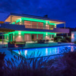 Lichtdesigner Lichtplaner Design Award Winner Pool Architektur Penthouse Bungalow Lifestyle