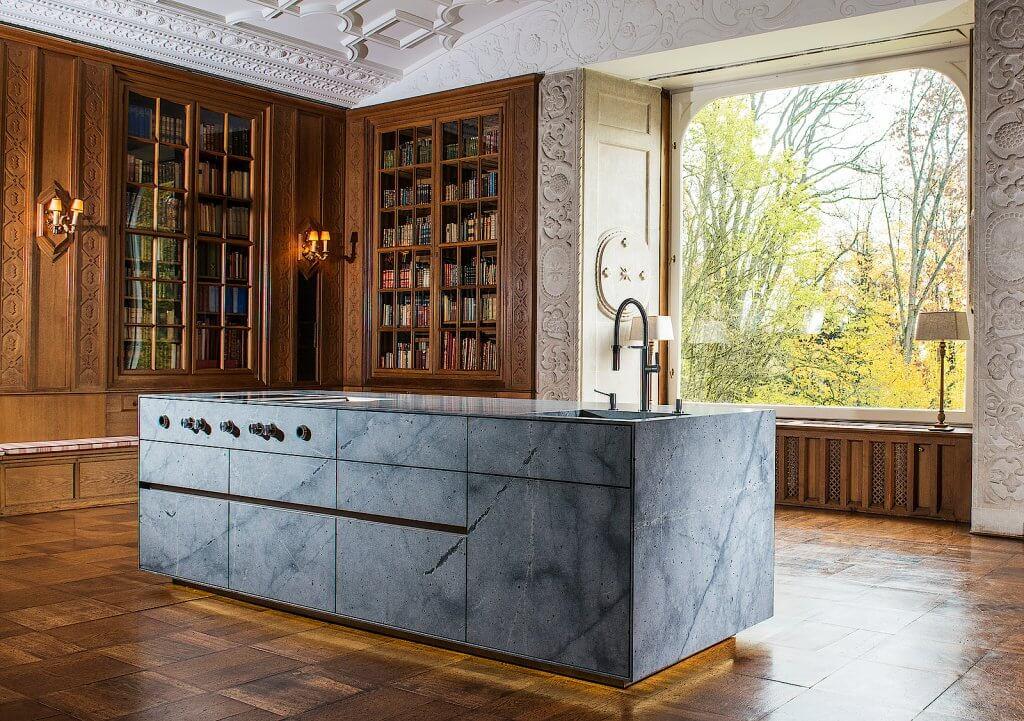 Die Dimension Ihrer ST-ONE Kücheninsel ist für jede Steinart frei wählbar. So individuell wie Ihre Wünsche, flexibel im Maß und solide in der Ausführung.
