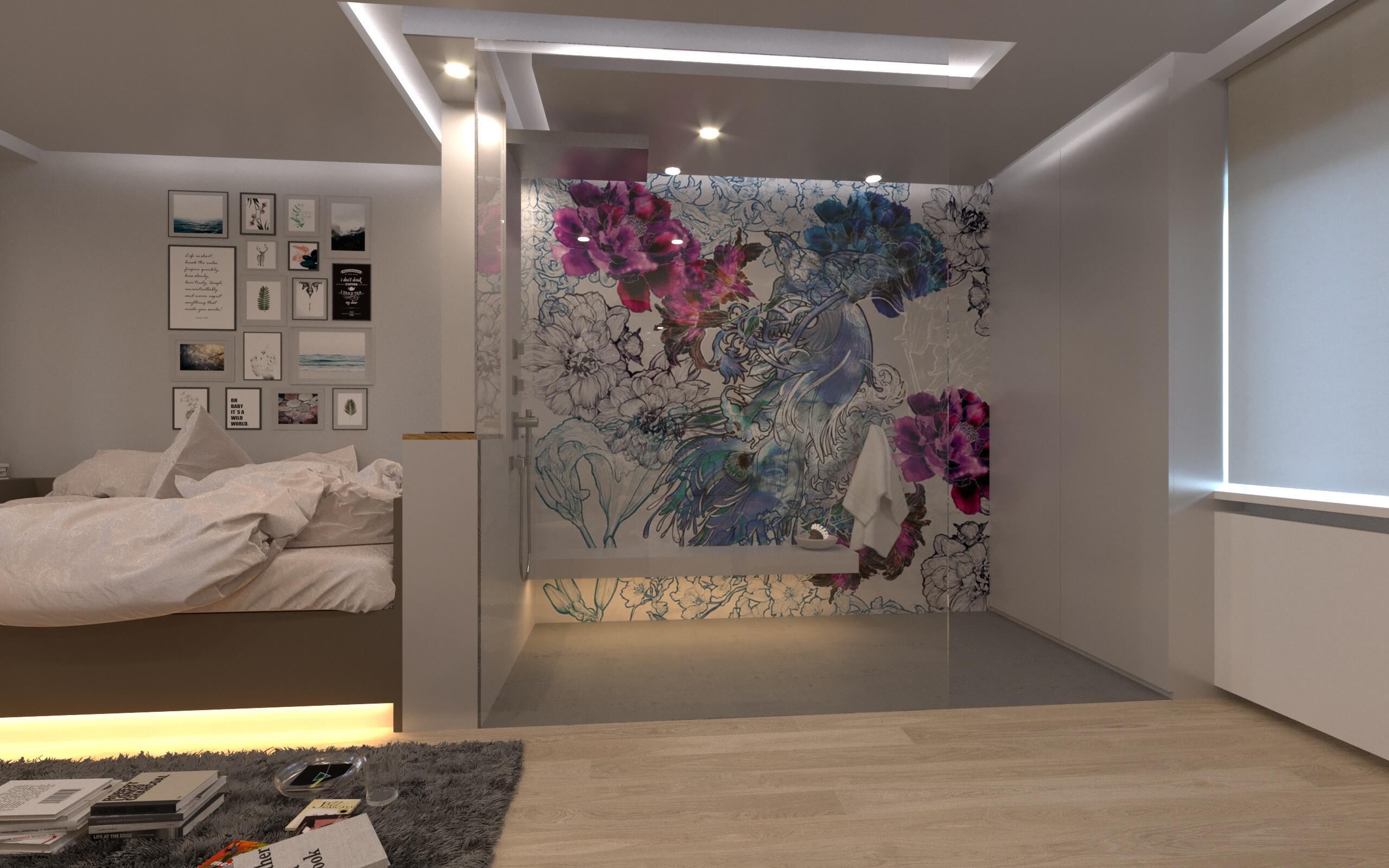 Jugend Zimmer Lifestyle Design by Torsten Müller Cologne 3D Artist Franz Lorenz Wagner Stuttgart