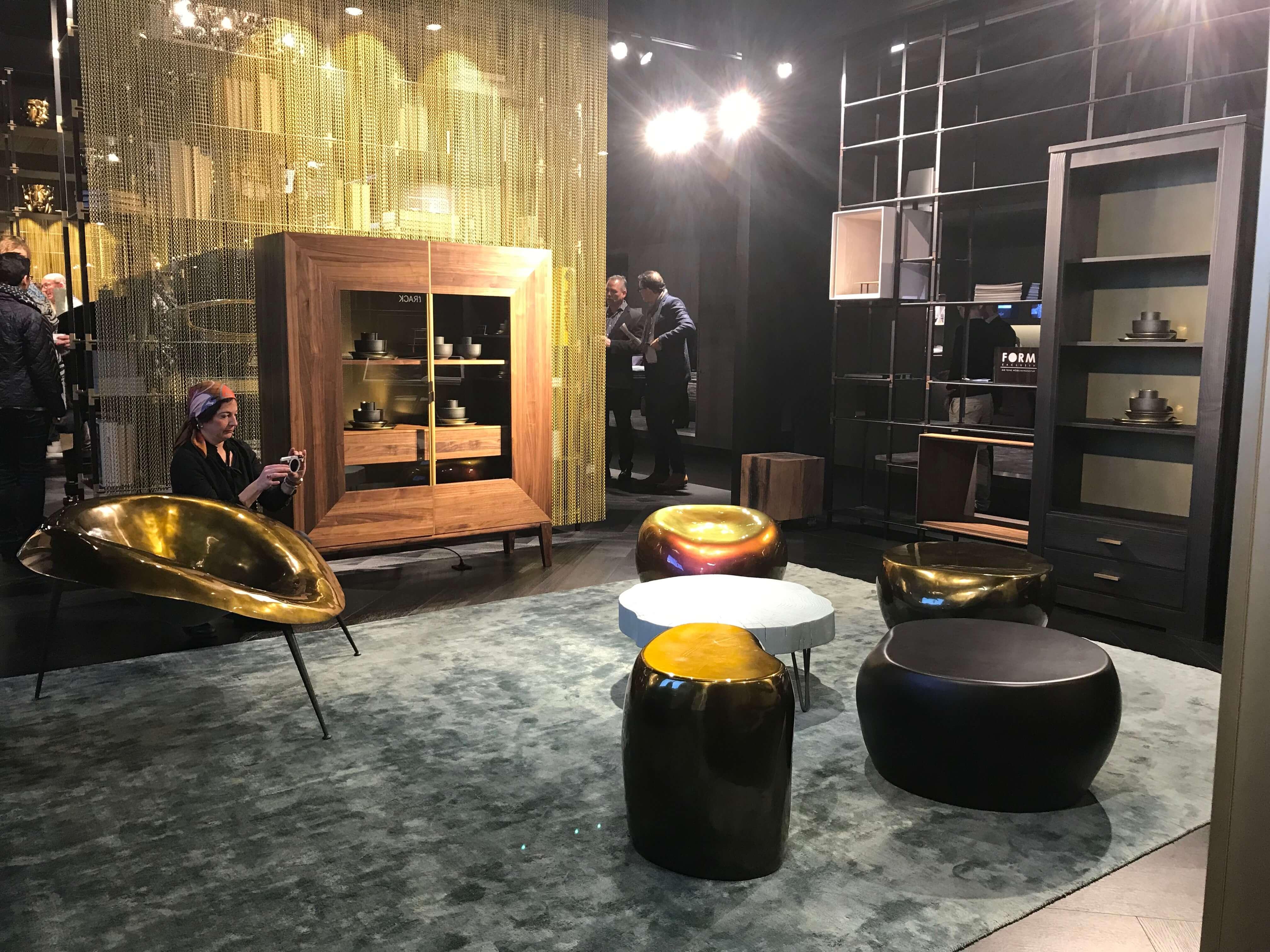 Schwarz und Gold: Ein echter Klassiker, der Dekadenz, Stil und Luxus perfekt manifestiert