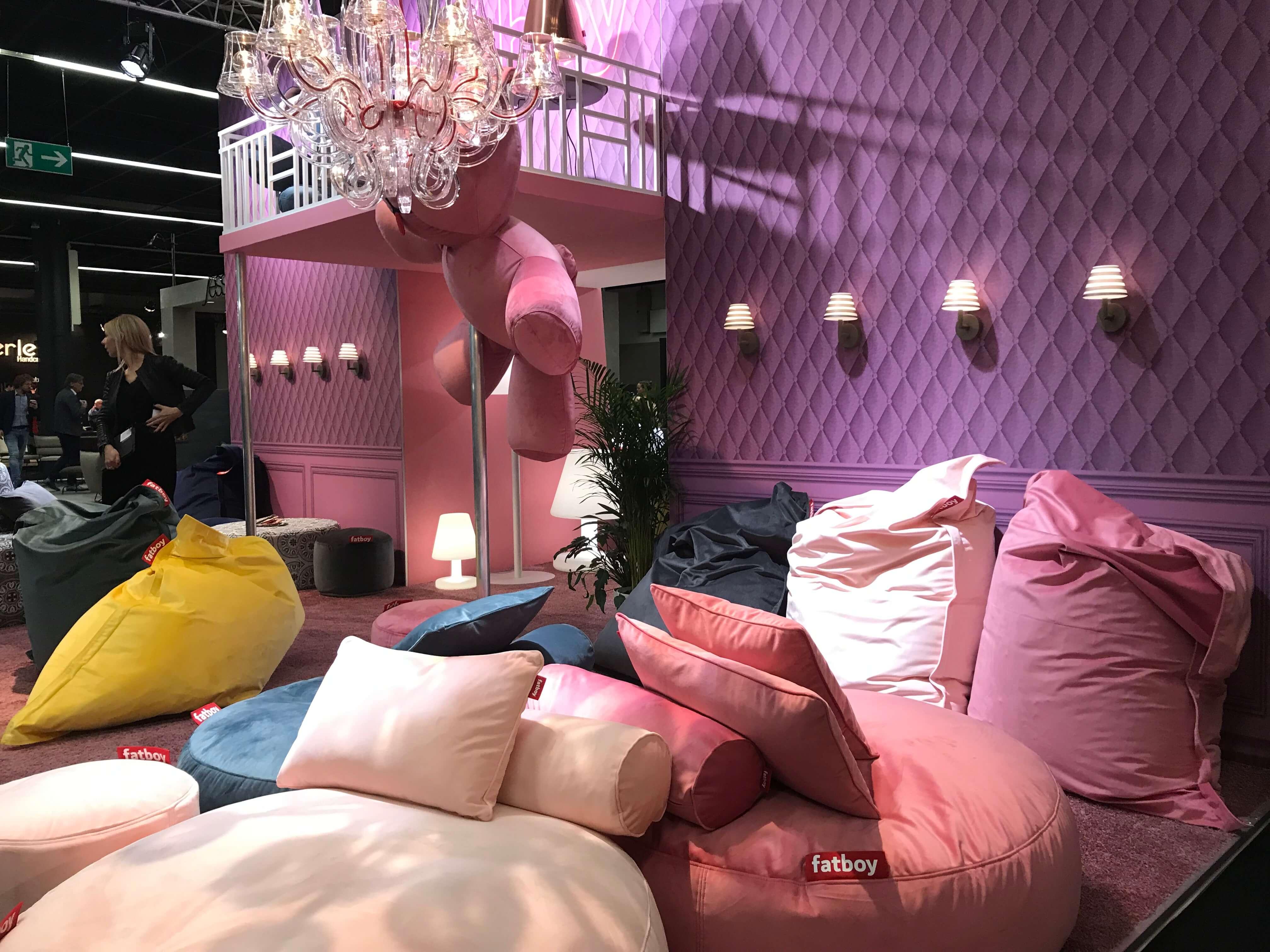 Pastell zeigt sich in diesem Jahr von der verspielten Seite - Rosanuancen bringen Frische in das Zuhause