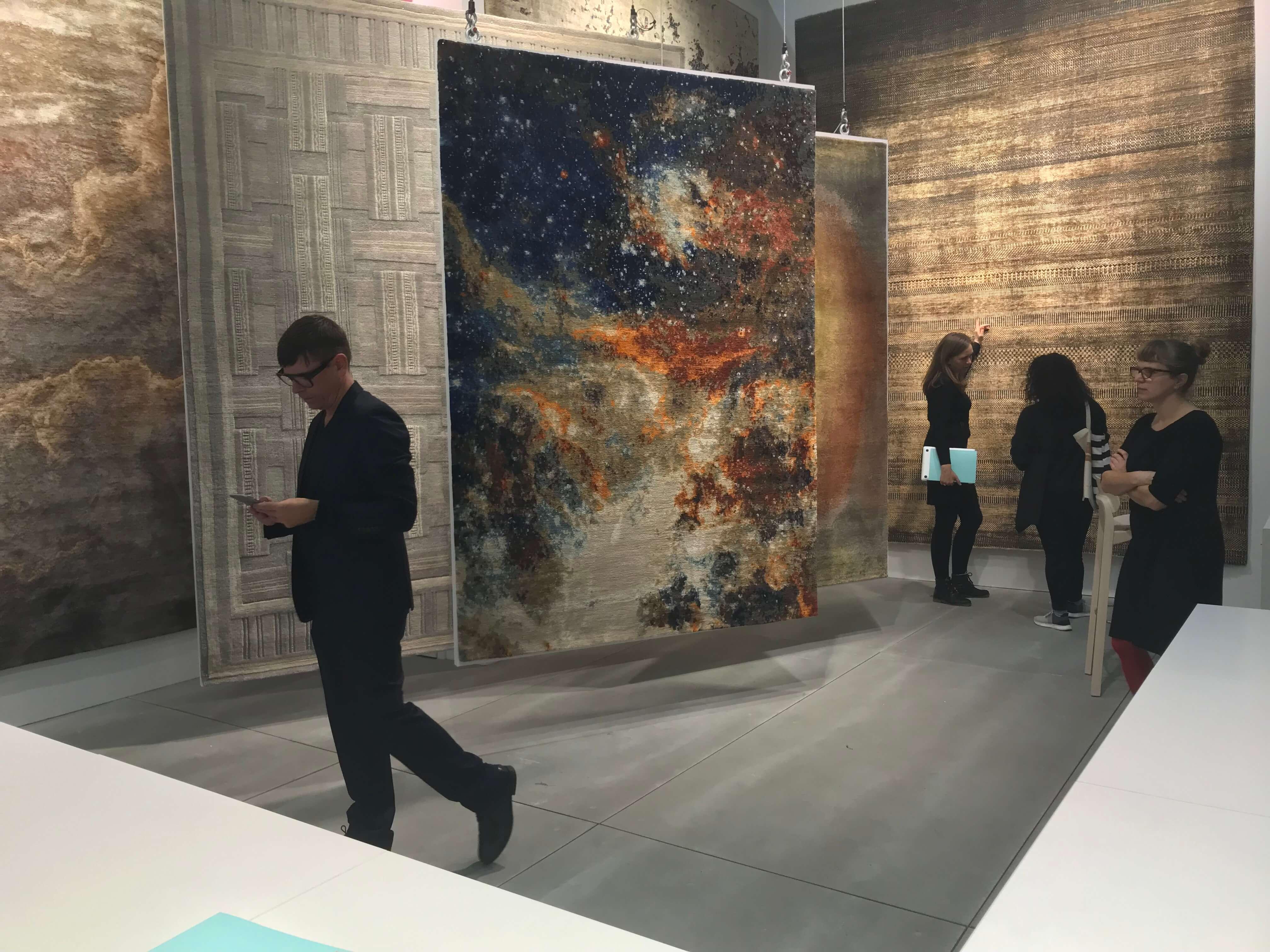 Teppiche als kleine Kunstwerke für das Zuhause: Boden oder Wand - Sie entscheiden!