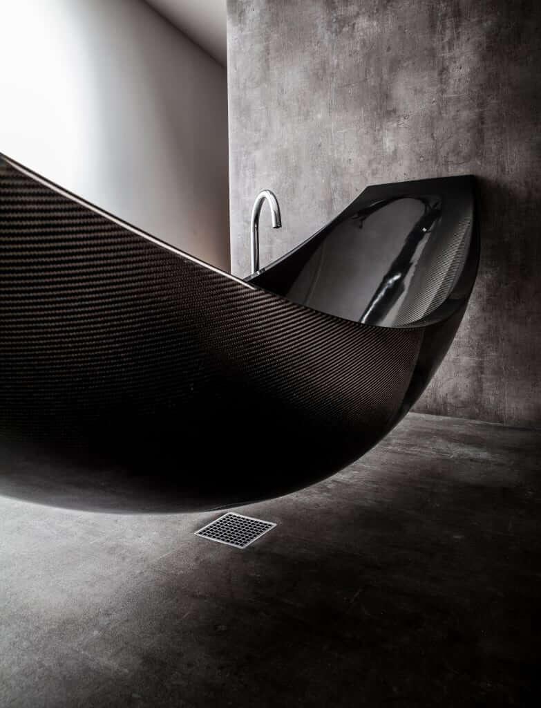 10 gute Gründe für ein Badezimmer in schwarz-weiß