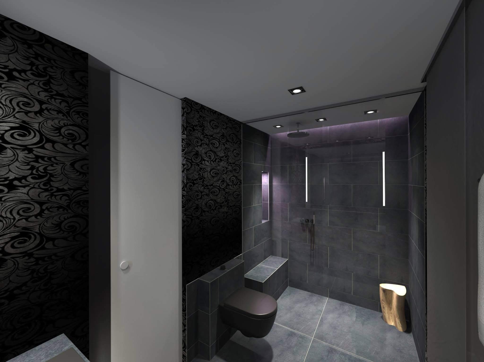 5 gute Gründe für ein Badezimmer in schwarz-weiß