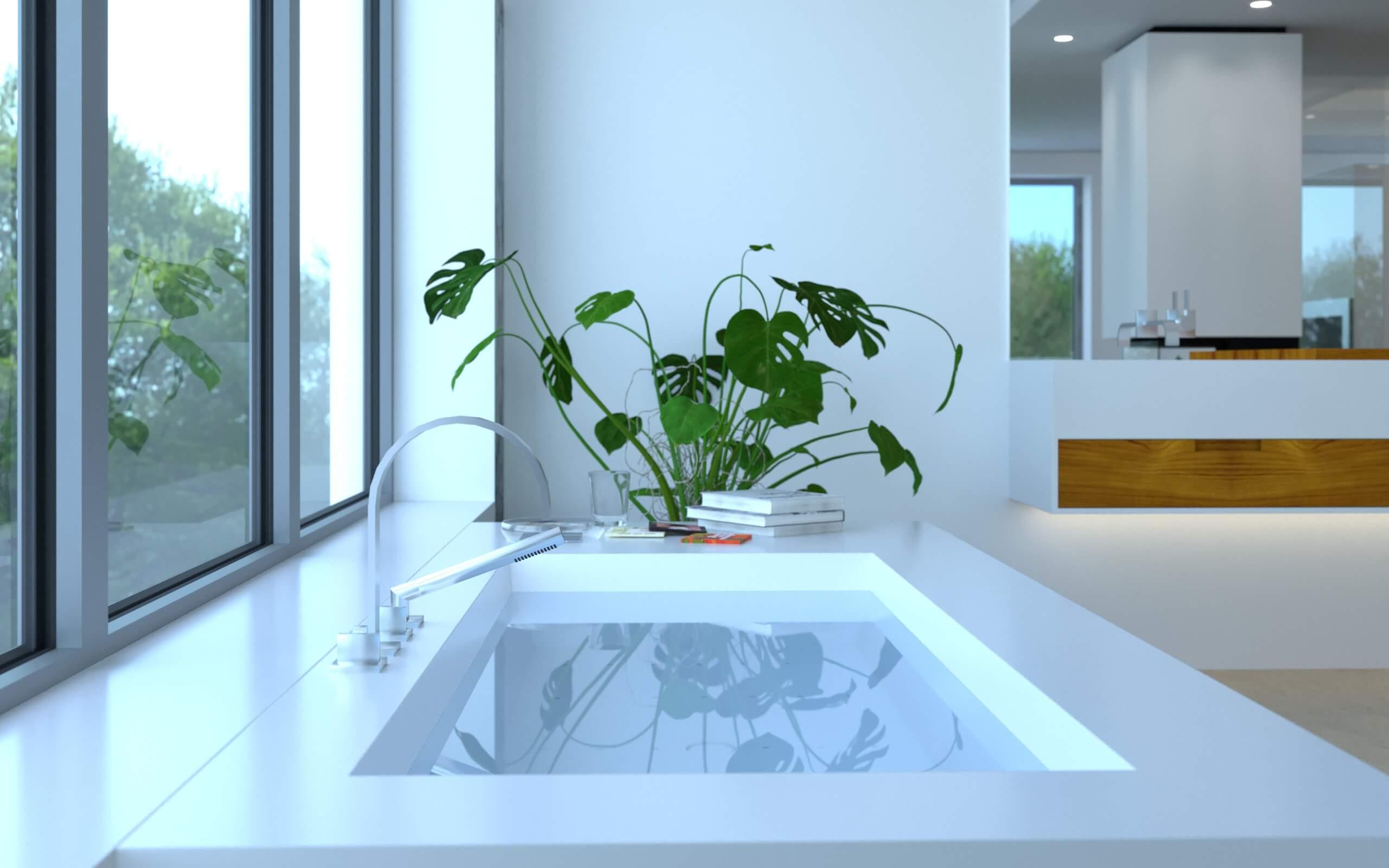 SPADESIGN Unser Spa-Design vereint gehobene Architektur und durchdachte Funktionalität der Komponenten, überrascht mit edlem bis exklusiven Farb- und Licht-Design, bietet sinnliche Harmonie und Balance, vitalisiert und unterstützt die Regeneration in jeder Beziehung. So wie zeitloses Spa-Design sein soll.