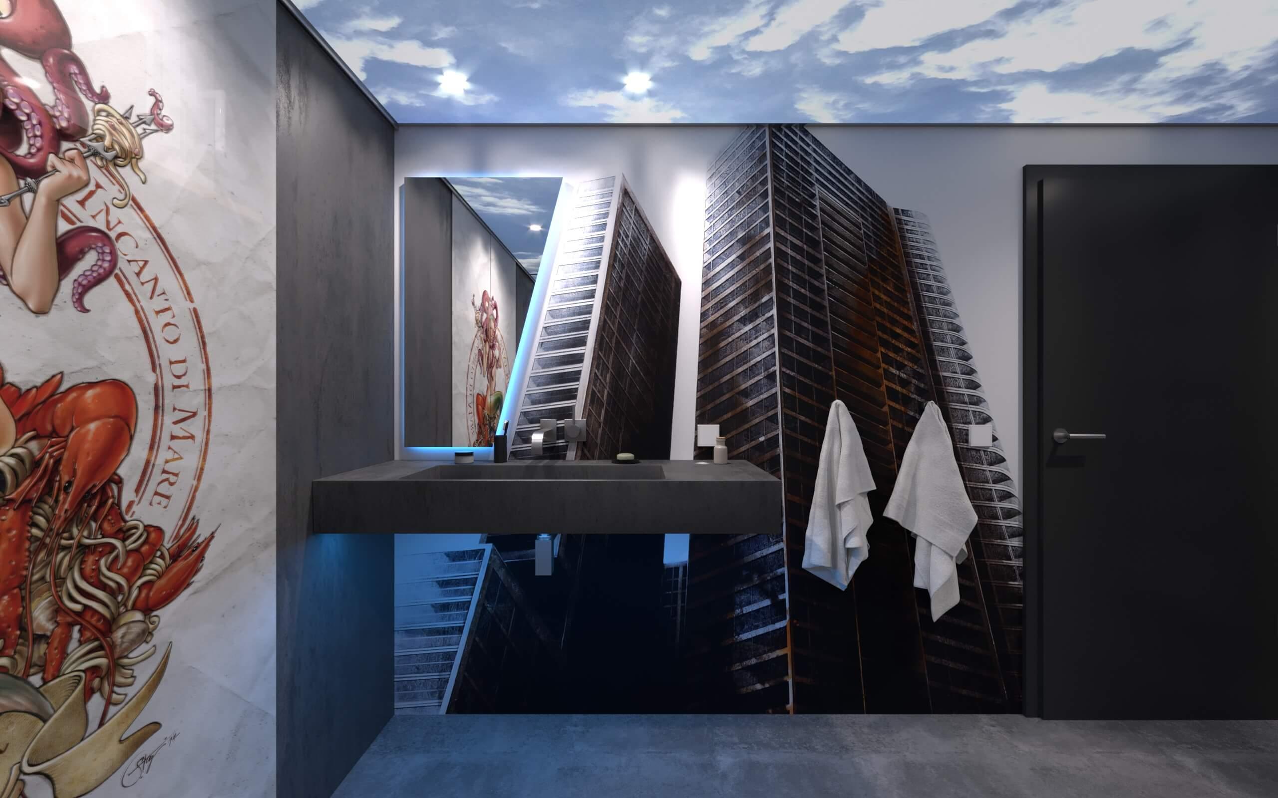 Badezimmer Tapeten: 5 Gründe für wasserfeste Tapeten im Home Spa