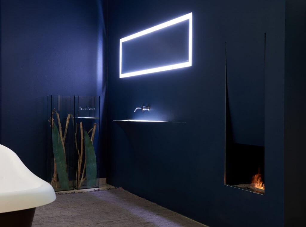 Badtrend Grau – Warum dunkle Farben für das Badezimmer ...