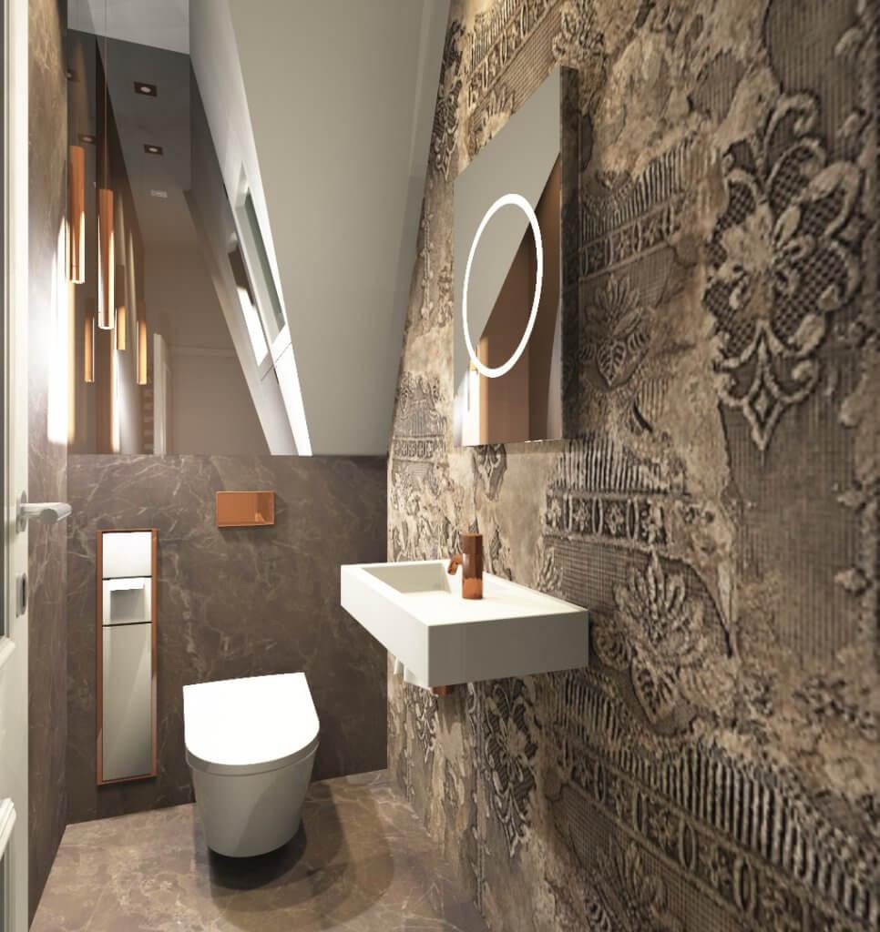 Erschwinglich Badtapeten Fotos Von Wohndesign Idee