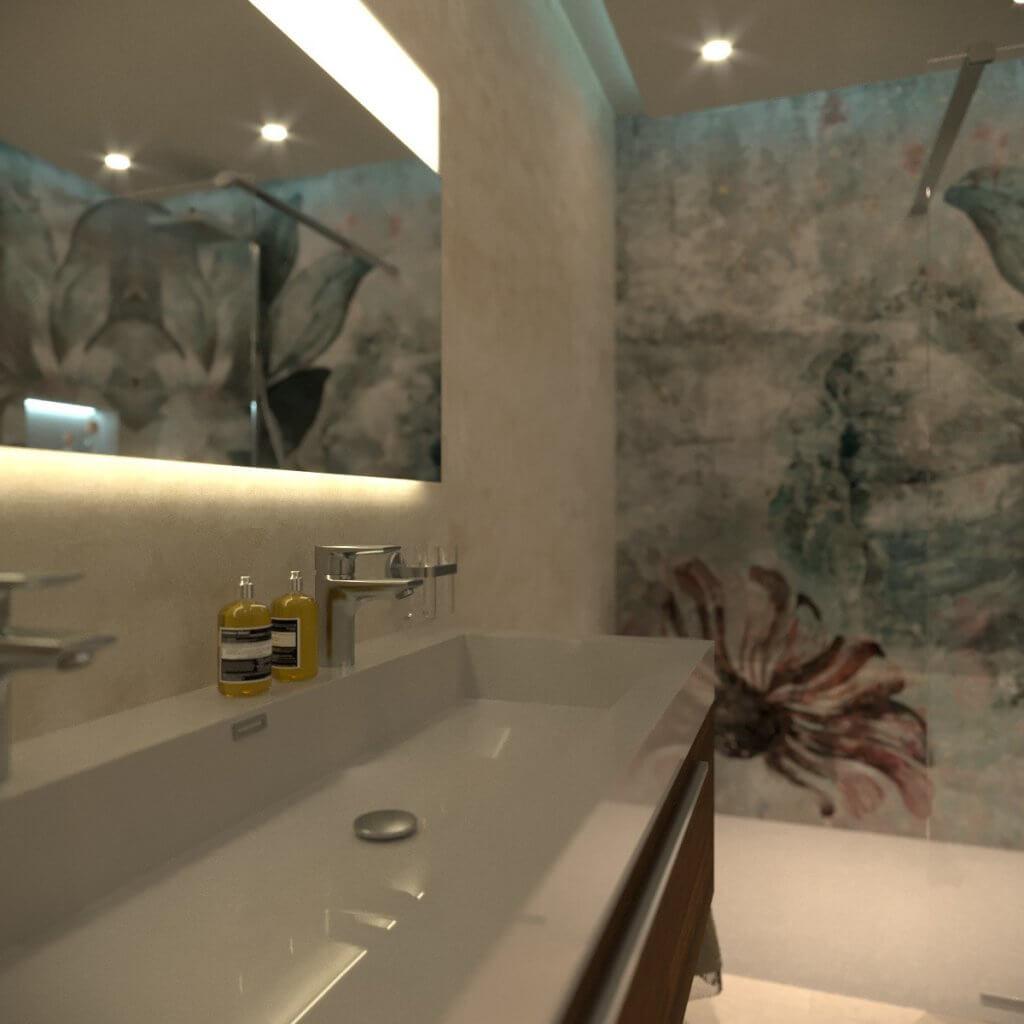 Badezimmer Tapeten 20 Gründe für wasserfeste Tapeten im Home Spa