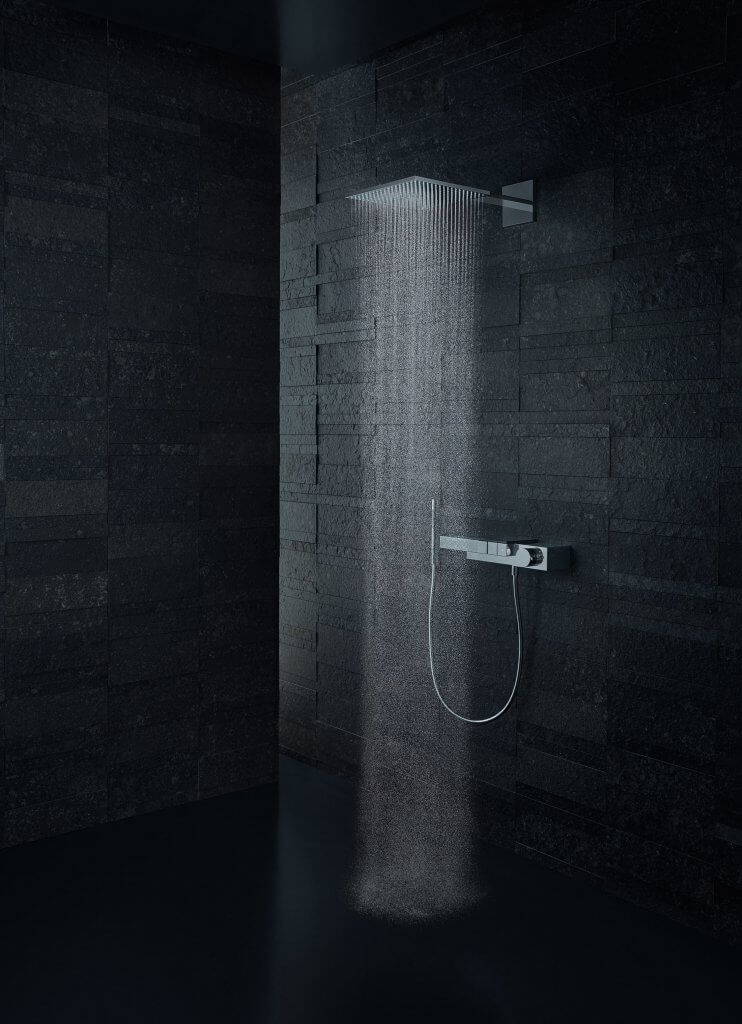 Ihre erste goldene Dusche