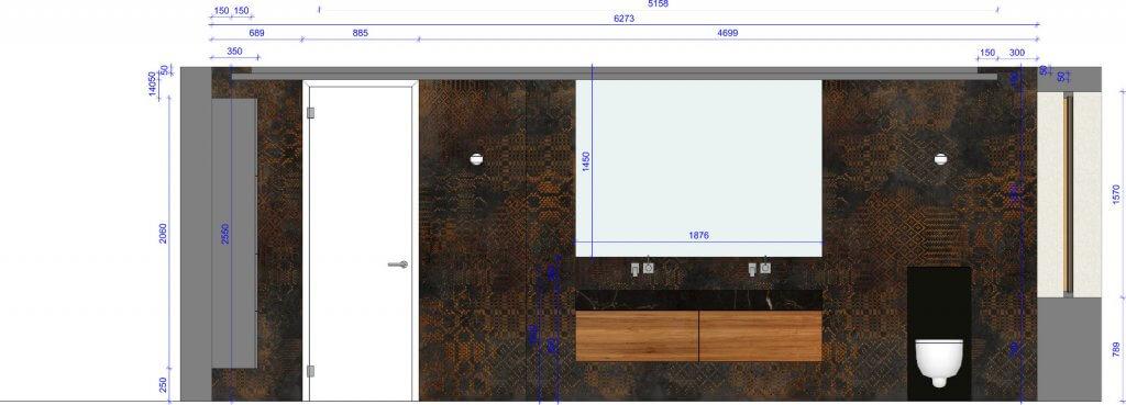 Wir zeigen Ihnen gelungene Anwendungsbeispiele für das Wall and Deco Wet System
