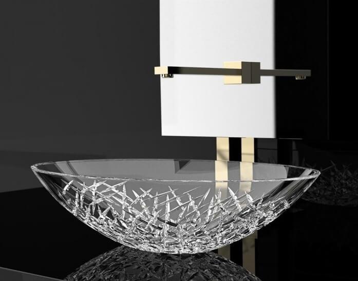 Exklusive AUFSATZWASCHTISCHE für ihr Badezimmer Design