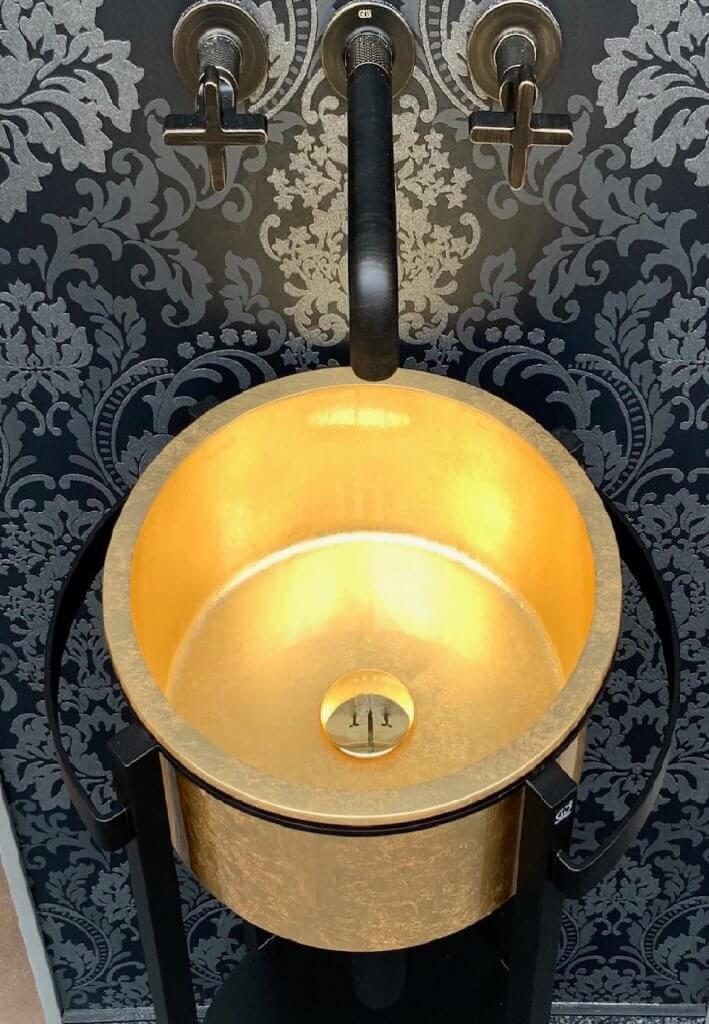 Direktverkäufer von my Glass Design Waschbecken Waschtischen aus bella Italia